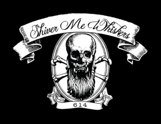 Shiver Me Whiskers logo