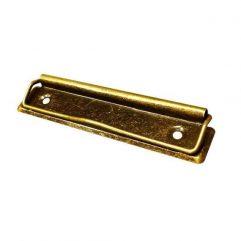 Rustic Style Brass Clipboard Clip Medium
