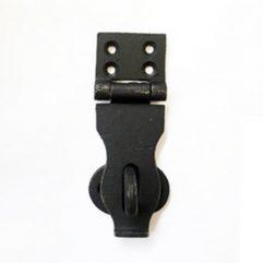 Black Iron Latch