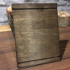 Large Wood Menu Boards with Bands