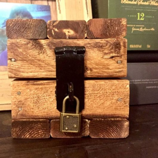 Rustic Lock and Key